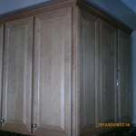 Cabinets before paint