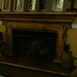 Fireplace antique