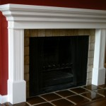 mantel after